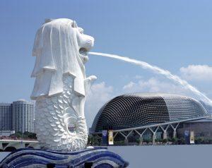 สัตว์ประจำชาติของประเทศสิงคโปร์